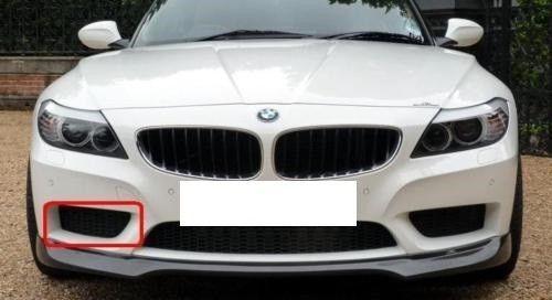 BMW Z4 09-16 E89 Neu Original Vorne M Sport Stoßstange Unten O/S Gitter 8038093