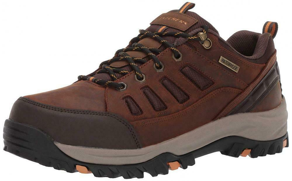 Skechers Para Hombre relment-semego Impermeable excursionista lo Zapatos De Senderismo nos CDB 11H de ancho