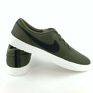Details about Nike SB Portmore II Ultralight Olive Black Mens Skate Shoes 880271 200 New