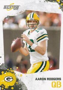 2010-Panini-Score-Football-Trading-Card-102-Aaron-Rodgers