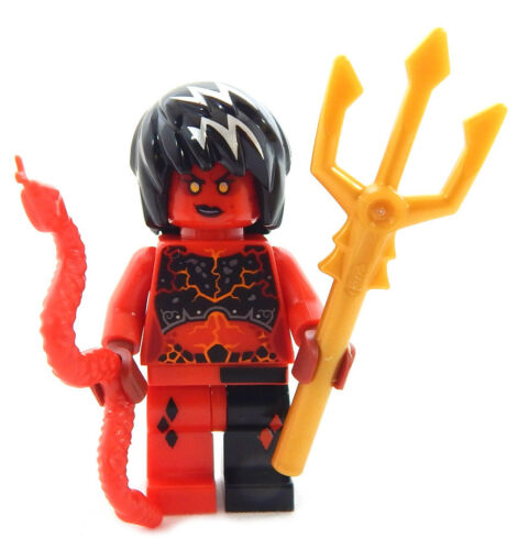 NEW LEGO TEENAGE SHE-DEVIL MINIFIG halloween figure minifigure satan satina hell