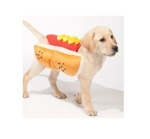 Hot-Dog-Pet-Halloween-Costume-for-Dog-M-XL-party-photo-trick-or-treat