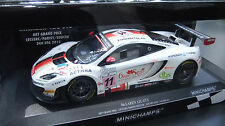 1:18 Minichamps McLaren 12C GT3 -  24h Spa 2013 ltd. 504 Stück #3140.