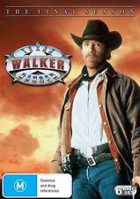 Walker Texas Ranger - Season 8 (The Final Season) : NEW DVD