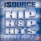 Source Presents: Hip Hop Hits, Vol. 8 [Clean] [Edited] by Various Artists (CD, May-2004, Image Entertainment)