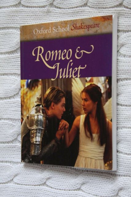 Romeo and Juliet (Oxford School Shakespeare), Like new, free shipping