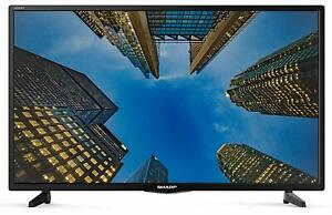 SHARP-SMART-TV-FULL-HD-32-034-Televisore-WI-FI-LC32HI5122E-Netflix-Harman-Kardon