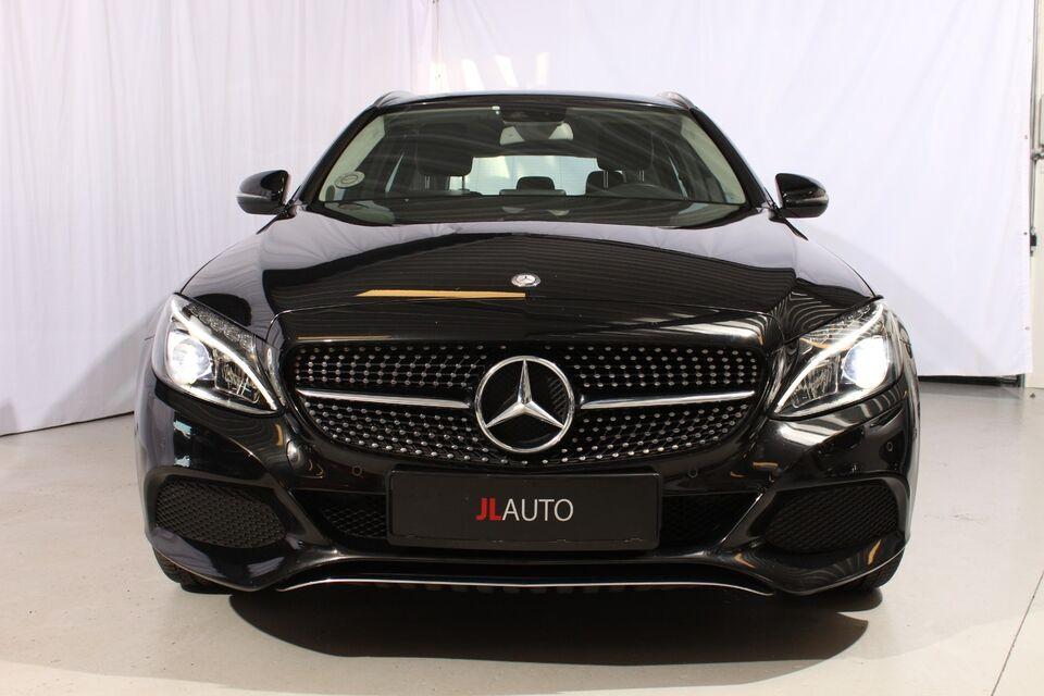 Mercedes C200 d 2,2 Avantgarde stc. aut. Diesel aut.