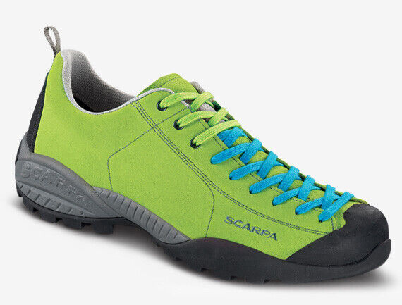 chaussures Lifestyle SvoiturePA MOJITO GTX Couleure Lime Fluo