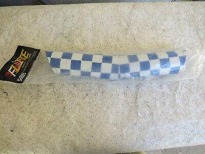 NOS Scott/'s FLITE Vintage BMX Old School Bike BLUE V-TYPE HANDLEBAR PAD
