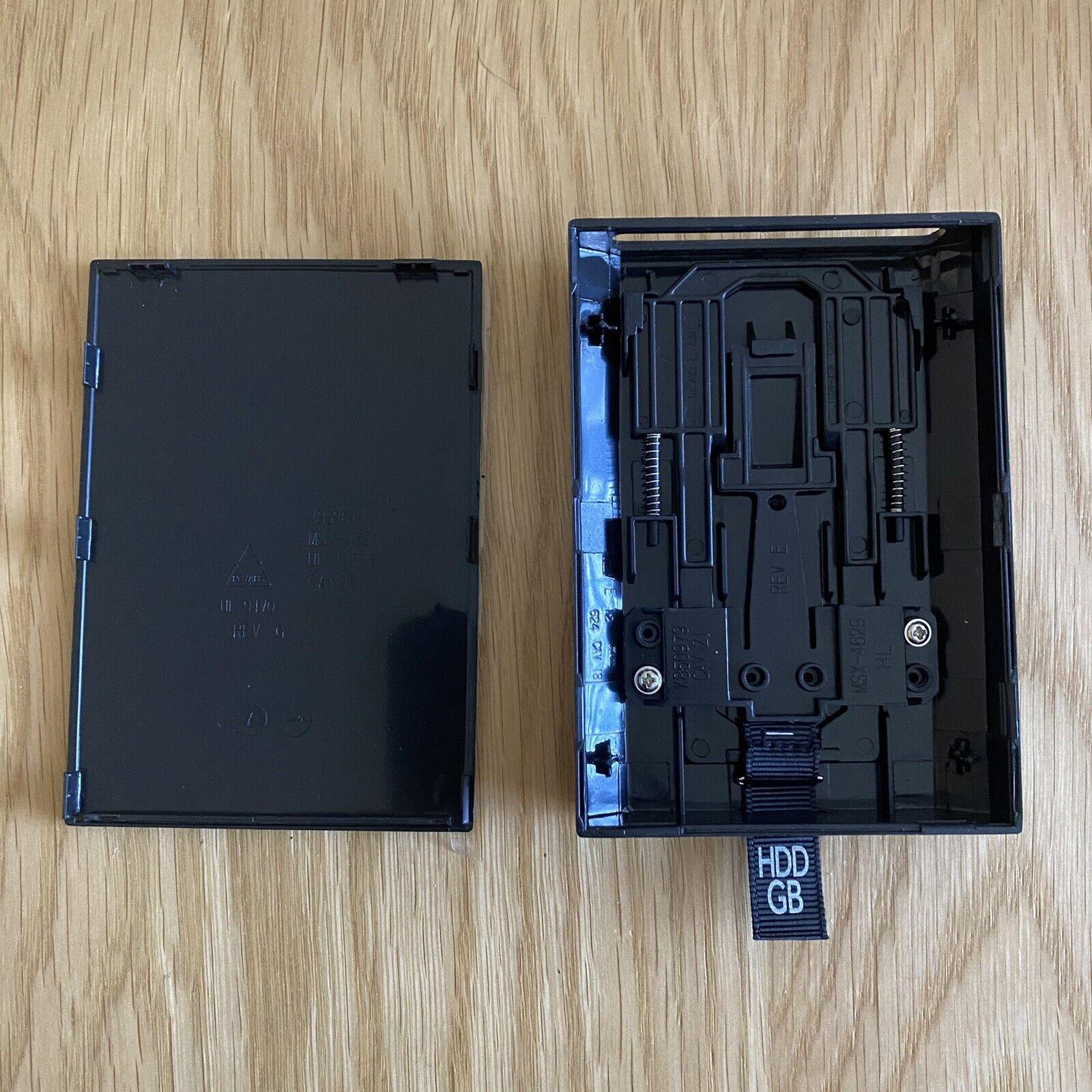 2.5 Sata Hard Drive Enclosure HDD Caddy Case FOR XBOX 360 SLIM Internal Box DIY