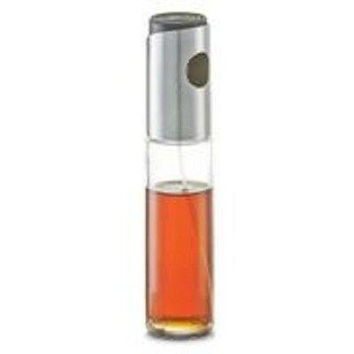 1 Essigsprüher, Glas, 100ml, Zerstäuber, Sprühflasche für Essig, kein Ölsprüher