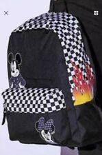 item 6 NWT Vans x Disney Realm Punk Mickey 90 Black Checkerboard Backpack  Book Bag -NWT Vans x Disney Realm Punk Mickey 90 Black Checkerboard Backpack  Book ... 8907d584d23f1
