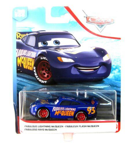 Mattel Disney Cars Fabulous Rayo McQueen 1:55