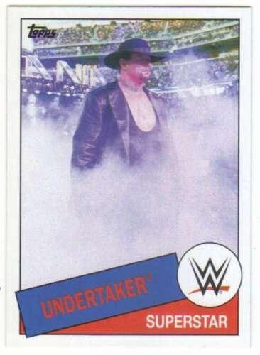 2015 Topps WWE Heritage Wrestling #97 Undertaker