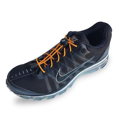 Elastic Lock Laces Shoelaces Triathlon Running Adult Kids Sports Shoe Trainer