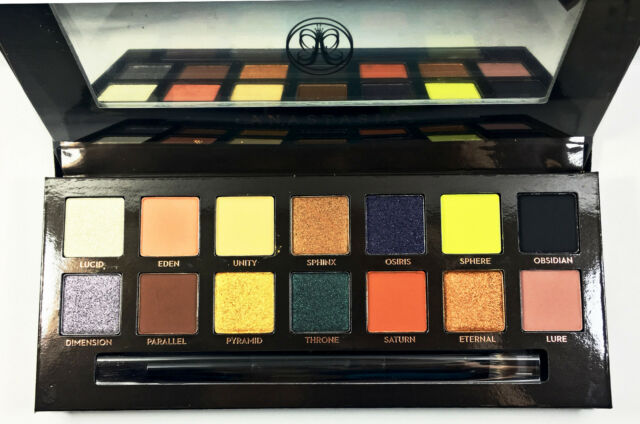 ANASTASIA BEVERLY HILLS Prism Eye Shadow Palette NEW IN BOX 100% Authentic f3447125e