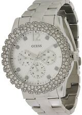 GUESS Stainless Steel Ladies Watch W0335L1