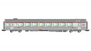 Jouef-HJ4125-HO-Gauge-SNCF-Mistral-69-TEE-A8u-1st-Class-Bar-Coach-IV