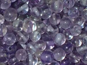 300 old stock lot of Rare Amethyst round Beads, size 4-5mm