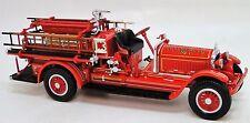 Fire Engine Ford Truck Vintage Antique 1930s A 1 T Metal Model 24 Pickup Car 18