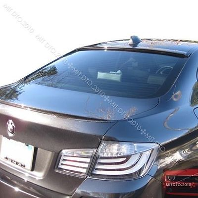 Painted BMW F10 5 Series 528 i 528i 535i 550i M5 M 5 AC Roof Spoiler Lip Visor