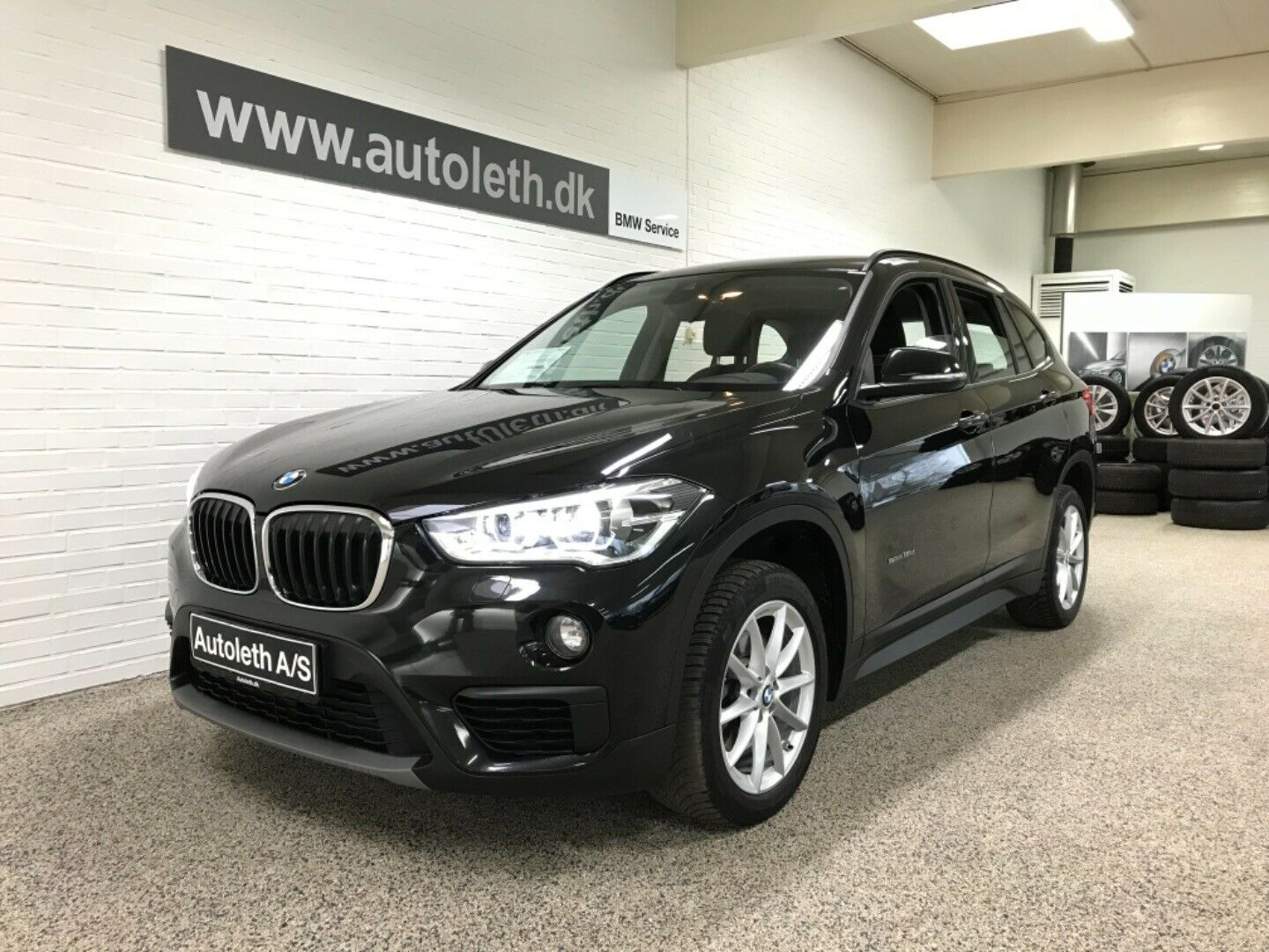 BMW X1 2,0 sDrive18d Advantage aut. 5d - 309.900 kr.
