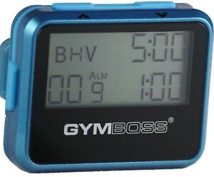 Gymboss-Temporizador-De-Intervalos-Y-Cronometro