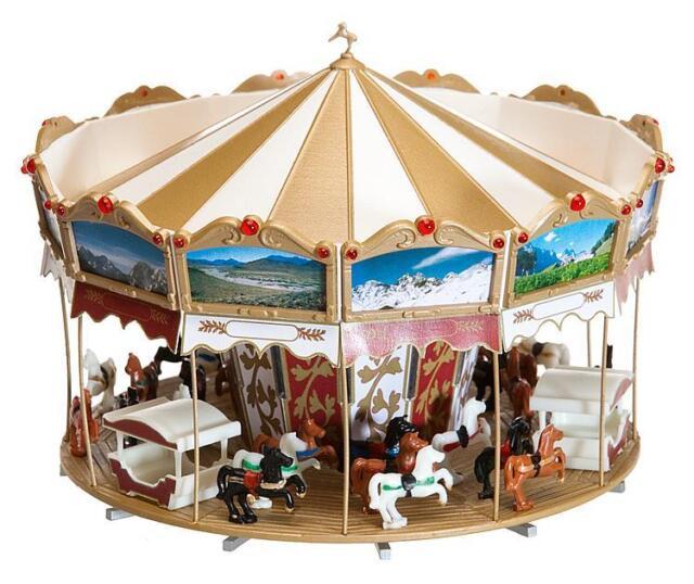 faller ho 140316 kit carnival nostalgia children s carousel ebay