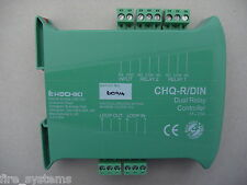 Hochiki Direccionables relé dual Controlador chq-r/din * £ 24.90 + IVA *