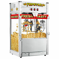 Great Northern Topstar Popcorn 12 Oz Commercial Ounce Bar Style Popper Machine