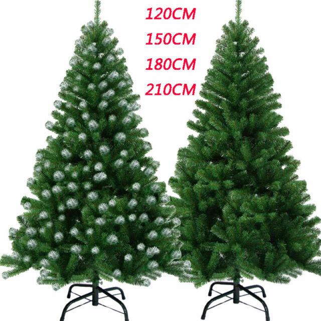 Künstlicher Weihnachtsbaum Christbaum Tannenbaum Tanne Baum 120//150//180 cm