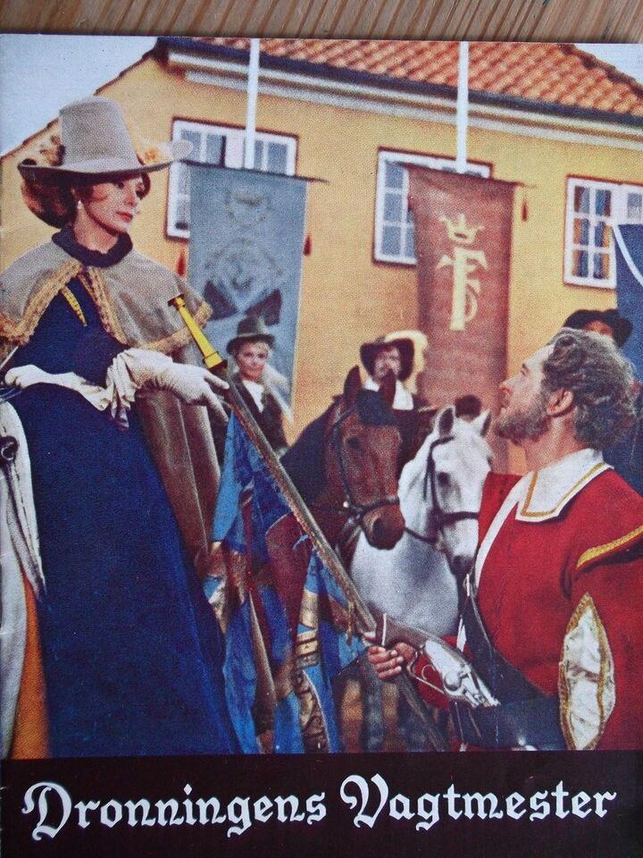 Andre samleobjekter, Dronningens Vagtmester -