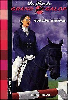 Les Filles de Grand Galop : Obstacles imprévus von Bonni... | Buch | Zustand gut