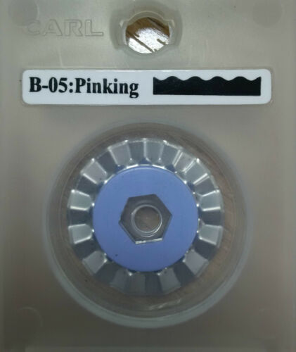 Carl cortadores de papel Cuchilla de repuesto de Rotary puntuación Bidex RT-serie Trimmer