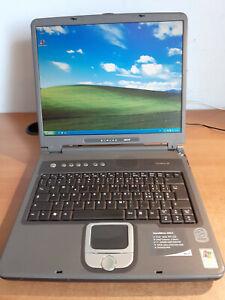 """Notebook Computer ACER Travelmate 240 da 15"""" Vintage Giochi Retrò Win XP 120 GB"""