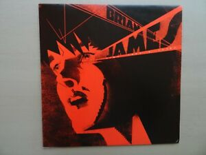"""BRIAN JAMES THE DAMNED~ """"AIN'T THAT A SHAME"""" 12"""" UK SINGLE PIC SLEEVE  EX/EX"""