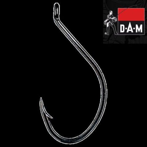 perch,pike,lrf,ds Dam Sumo wide gap drop shot hooks Size 2 pack of 5