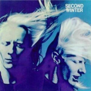 NEW-CD-Album-Johnny-Winter-Second-Winter-Mini-LP-Style-Card-Case