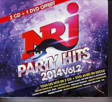 Party Hits 2014 Vol.2 (2CD+1DVD) Digipak Neuware