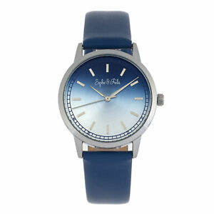 Sophie-and-Freda-San-Diego-Leather-Band-Watch-Blue
