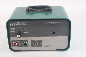 Cole-Parmer 7570-00 MasterFlex Portable L/S Sampling Pump Test Equipment Acc