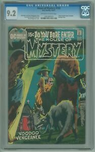 House-of-Mystery-193-CGC-9-2-NM-Bernie-Wrightson-Bondage-Cover-1971