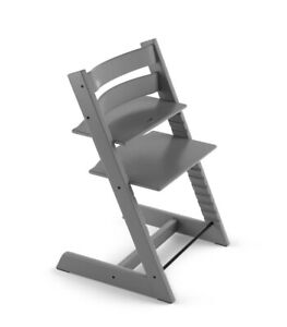 Stokke Tripp Trapp Highchair - Storm Grey