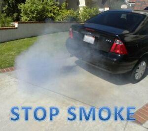 Van-car-de-escape-de-petroleo-Burning-Humo-Reductor-tapon-solution-engine-aceite-Aditivo