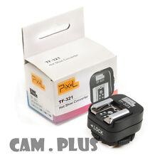 PIXEL TF-321 Hot Shoe Converter to PC Sync Socket fr Canon 7D II 5D Mark III 80D