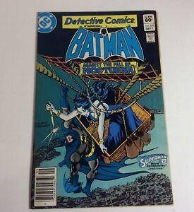 Detective-Comics-530-DC-Batman-Nocturna-Appearance-Sept-1983-Superhero