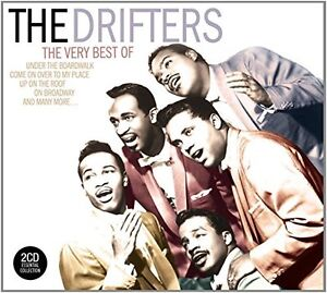 The-Drifters-The-Very-Best-Of-CD