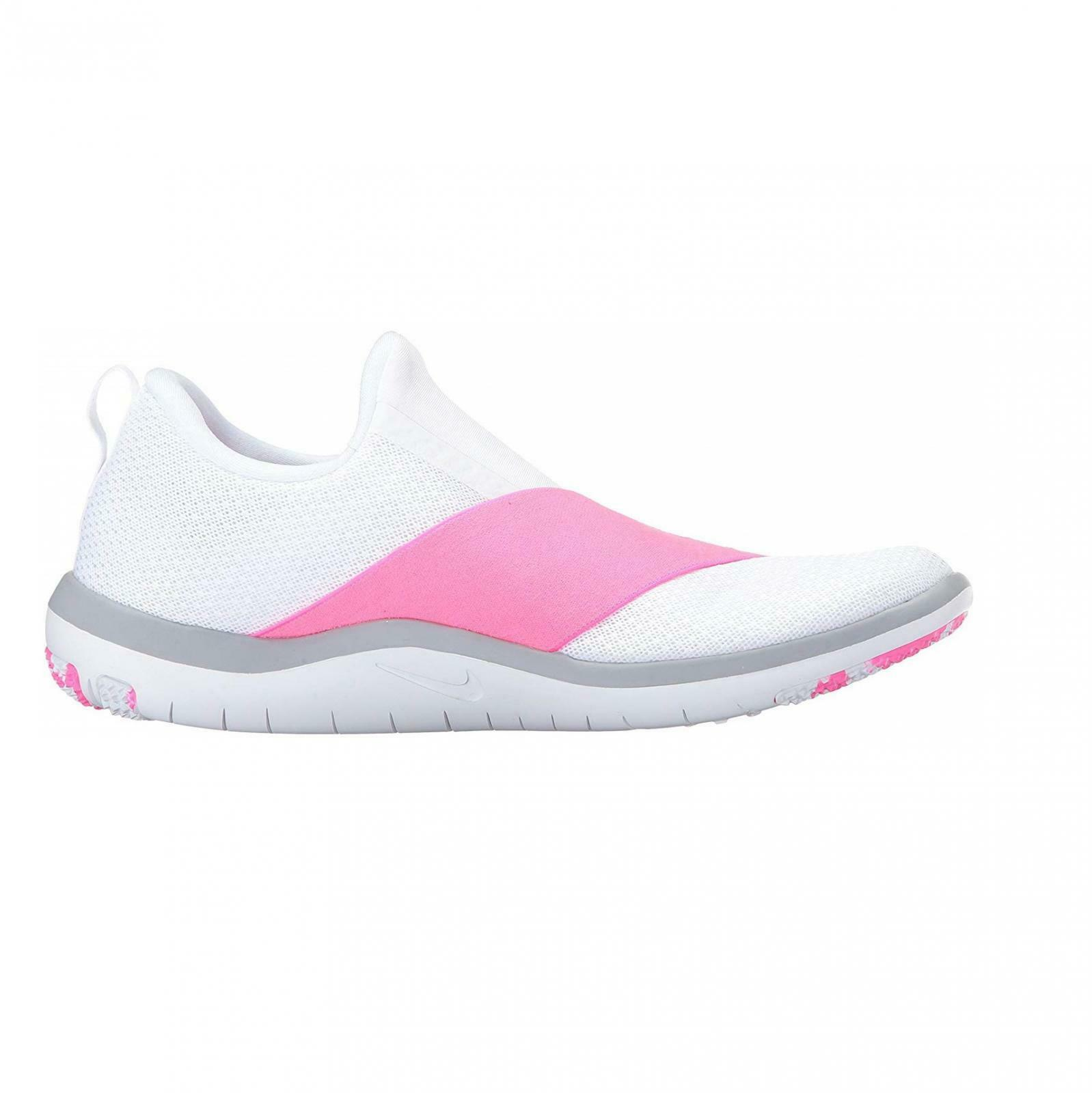 Donna Nike Free Connect Qs Scarpe da Ginnastica Bianche 885163 106