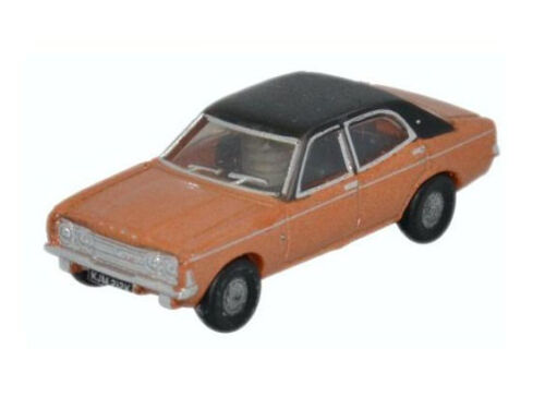 Oxford Ncor 3001-voitures Cortina MkIII Gold-PISTE N-Neuf
